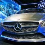 Daimler не спешит с производством Mercedes в России