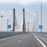Мост Европа принял миллионный автомобиль