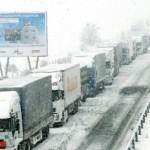 Советы перевозчикам в зимнее время