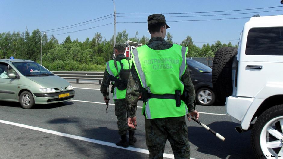 Россия закрыла наземную границу с Беларусь для граждан ЕС