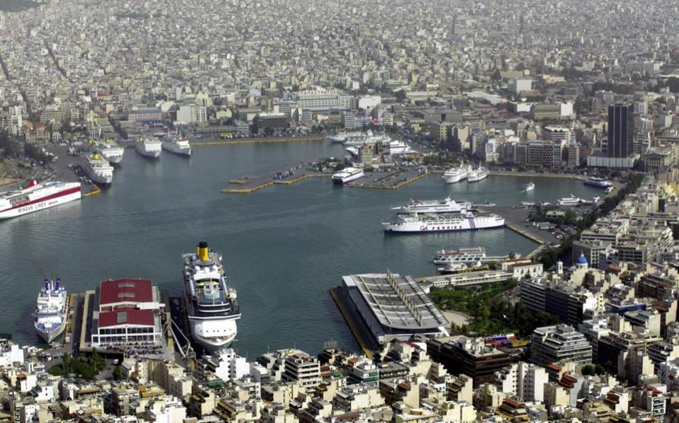 В Греции стартуют продажи десяти морских портов