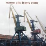 Порты Черного моря и дороги Украины