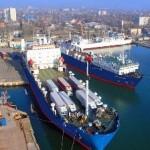 Новая паромная линия между Турцией и Украиной