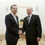 Греция и Россия отправили санкции в прошлое
