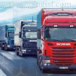 Scania тестирует новые транспортные варианты