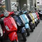 Как выбирать скутер в пунктах проката