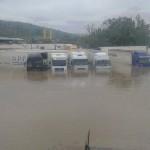 В Сербии критическое положение