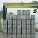 Перевозка грузов водным транспортом в контейнерах