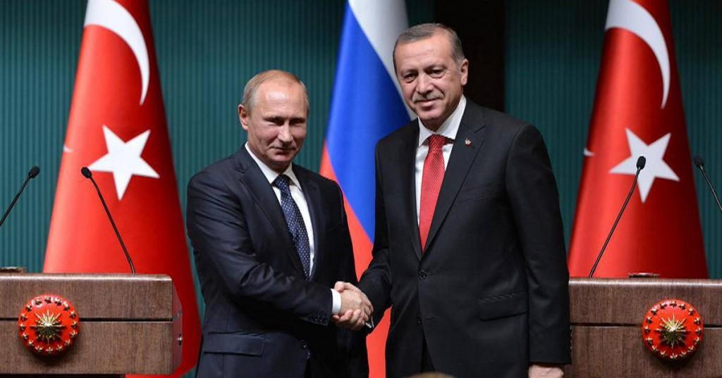 Турция Россия встреча на высшем уровне