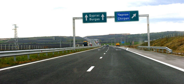 Дороги строят по плану