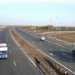 Реконструкция трассы Балтия