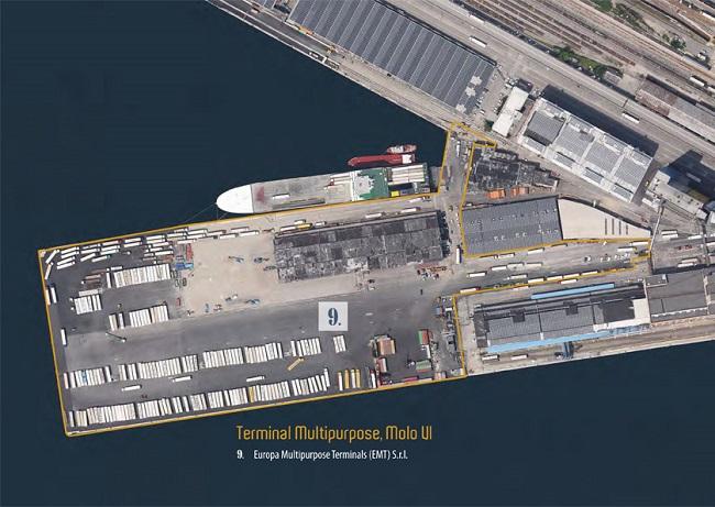 Ekol Logistics приобрела терминал в порту Триест