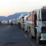 Перевозчики Ирана не могут заправиться в Турции