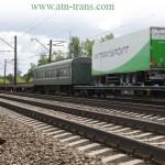 Снижение железнодорожных поставок грузов в ЕС