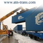 Новая линия для перевозки контейнеров в России