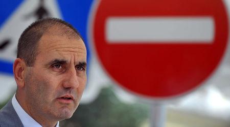 Шенген опять далек -Грузоперевозки из Балканского региона